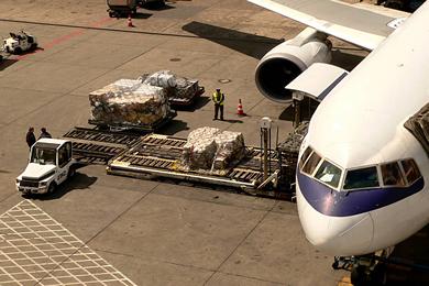 Cargo Shipping International Freight Forwarding Air Freight